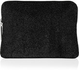 3.1 Phillip Lim Minute textured-leather clutch