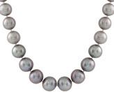 Splendid Pearls 14K 9-10Mm Freshwater Pearl Strand Necklace