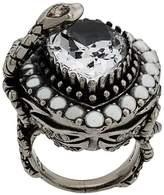 Alexander McQueen Drop ring