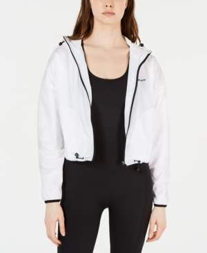 Superdry Hooded Graphic Drawstring Jacket