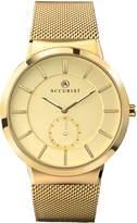 Accurist Men's Quartz Watch Dial Stainless Steel Bracelet 7015