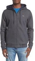 Lacoste Men's Fleece Zip Hoodie