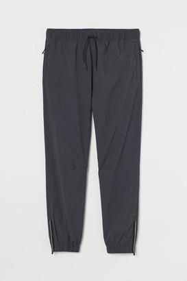 H&M Regular Fit Joggers - Gray