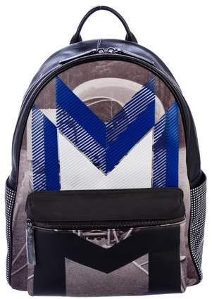 MCM Medium Moonwalker Backpack w/ Tags