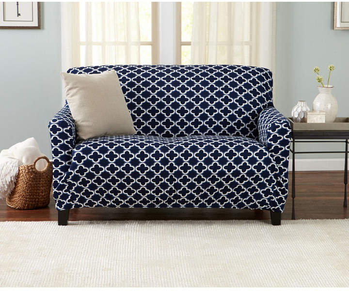 Fine Loveseat Slipcovers Shopstyle Gamerscity Chair Design For Home Gamerscityorg
