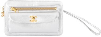 Chanel Pre Owned 1996-1997 Clutch Hand Bag