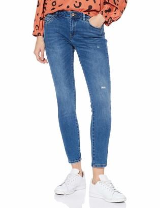 Only Women's ONLCARMEN REG SK ANK BB BJ14610 Skinny Jeans