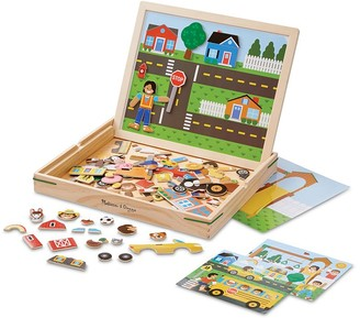 Pottery Barn Kids Melissa & Doug Magnetic Matching Picture Game