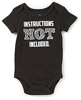Baby Starters 3-12 Months Instructions Not Included Short-Sleeve Bodysuit