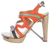 Rag & Bone Multistrap Platform Sandals
