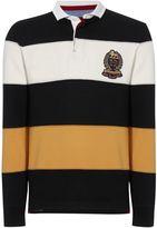 Howick Belford Stripe Long Sleeve Rugby Top