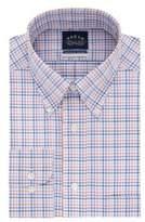 Eagle Big Fit Check Cotton Dress Shirt