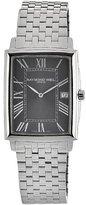 Raymond Weil Men's 5456-St-00608 Quartz Stainless Steel Grey Dial Watch