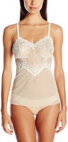 Wacoal Women's Embrace Lace Camisole, Naturally Nude/Ivory