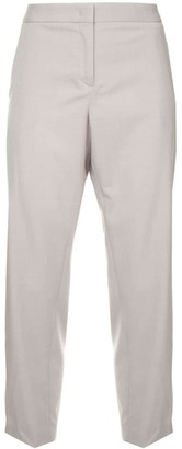Fabiana Filippi straight cropped trousers