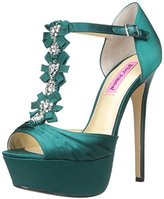 Betsey Johnson Women's Elizabeth Platform Dress Sandal