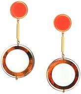Kate Spade Connect The Dots Drop Earrings Earring