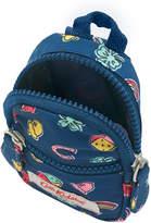 Cath Kidston Good Luck Charms Foldaway Backpack Keyring