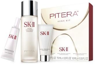 SK-II Sk Ii Pitera Aura 3-Piece Kit - $160 Value