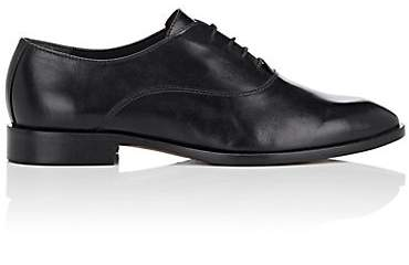 Barneys New York Women's Leather Oxfords - Black