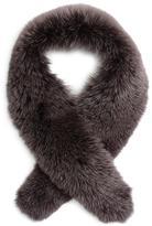 Brooks Brothers Fox Fur Collar