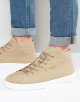 Native Monaco Mid Sneakers