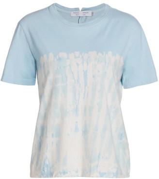 Proenza Schouler White Label Tie-Dye Classic T-Shirt