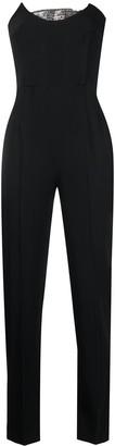 David Koma Sleeveless Sequin-Embellished Jumpsuit