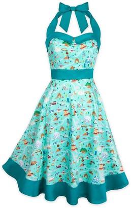 Disney Walt World Halter Dress for Women