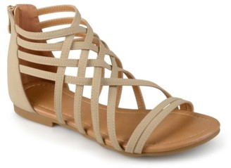 Journee Collection Hanni Gladiator Sandal