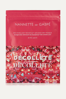 NANNETTE DE GASPE Vitality Revealed Bio-stimulant Decollete Treatment