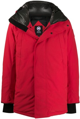 Canada Goose Hooded Down Coat