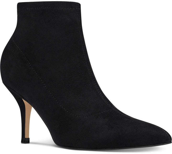 Nine West Pearce Dress Booties Women Shoes