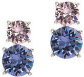 Anne Klein Swarovski Crystal Drop Earrings