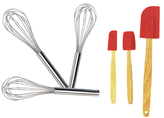 Berghoff Spatula and Whisk Set (6 PC)