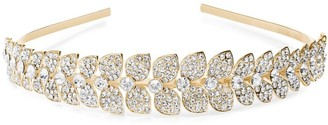 Jon Richard Jewellery MOOD - By GOLD PLATE CRYSTAL HEADBAND