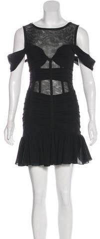 78d4c112fc1 Dolce   Gabbana Cap Sleeve Dresses - ShopStyle