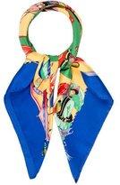 Hermes Ombrelles et Parapluies Silk Scarf