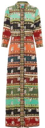 Hayley Menzies Drifters Maxi Dress - M