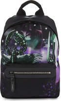 Lanvin Lobster Dune Printed Backpack