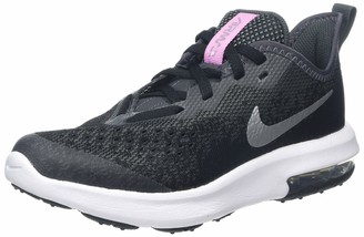 Nike Girls Air Max Sequent 4 Low-Top Sneakers