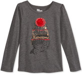 Epic Threads Little Girls' Mix and Match Graphic-Print Long-Sleeve T-Shirt, Only at Macy's