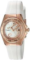 Technomarine Women's TM-115208 Cruise Dream Analog Display Swiss Quartz White Watch