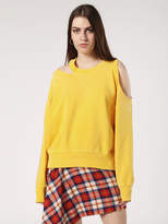 Diesel Sweatshirts 0QATQ - Yellow - M