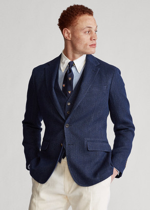 Ralph Lauren Soft Herringbone Sport Coat