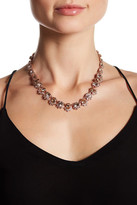 Givenchy Crystal Accented Collar Necklace