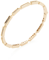 Maiyet 18K Yellow Gold & 1.38 Total Ct. Diamond Baguette Link Bracelet