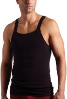 2xist Mens Form Square Cut Tank Top