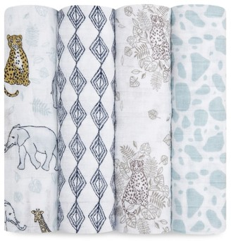 Aden Anais Classic Swaddle 4-Pack