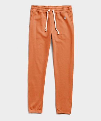 Todd Snyder + Champion Lightweight Classic Sweatpant in Spice